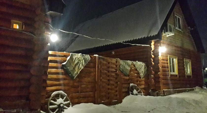 Pogostite.ru - Емеля | Зеленая Поляна | озеро Банное | Катание на лыжах #17