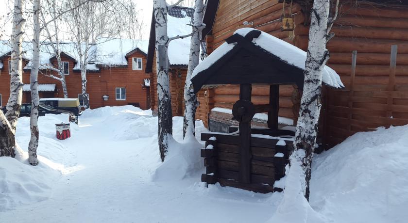 Pogostite.ru - Емеля | Зеленая Поляна | озеро Банное | Катание на лыжах #13