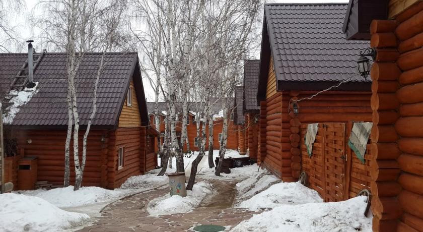 Pogostite.ru - Емеля | Зеленая Поляна | озеро Банное | Катание на лыжах #3