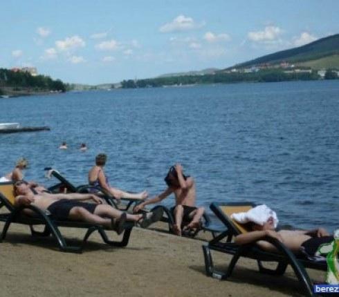 Pogostite.ru - Апартаменты на Курортная 33 | Зеленая Поляна | озеро Банное | Катание на лыжах #10