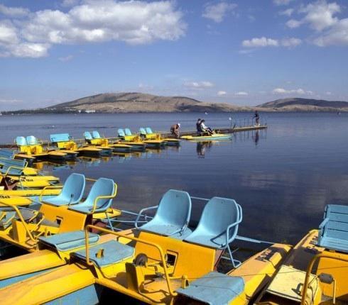 Pogostite.ru - Апартаменты на Курортная 33 | Зеленая Поляна | озеро Банное | Катание на лыжах #12