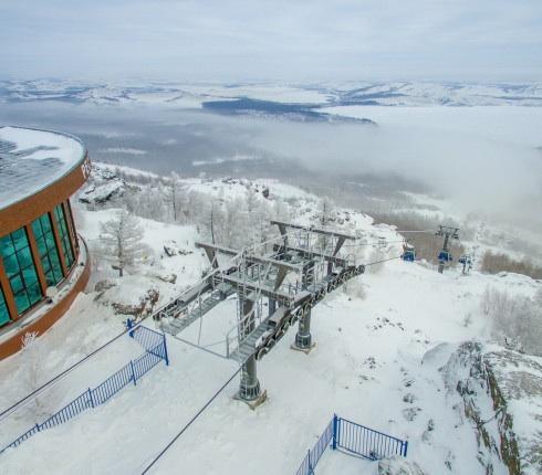 Pogostite.ru - Апартаменты на Курортная 33 | Зеленая Поляна | озеро Банное | Катание на лыжах #7