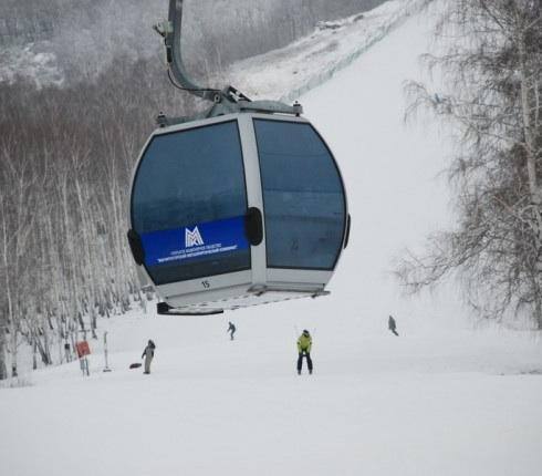 Pogostite.ru - Апартаменты на Курортная 33 | Зеленая Поляна | озеро Банное | Катание на лыжах #8