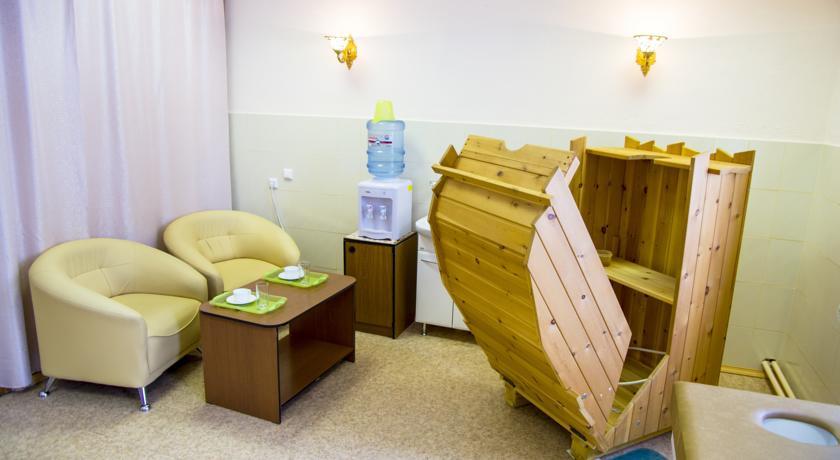 Pogostite.ru - Звездный   г. Ангарск   р. Китой   Сауна   #26