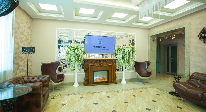 Pogostite.ru - Энигма | Хабаровск | река Амур | Фитнес-центр #3
