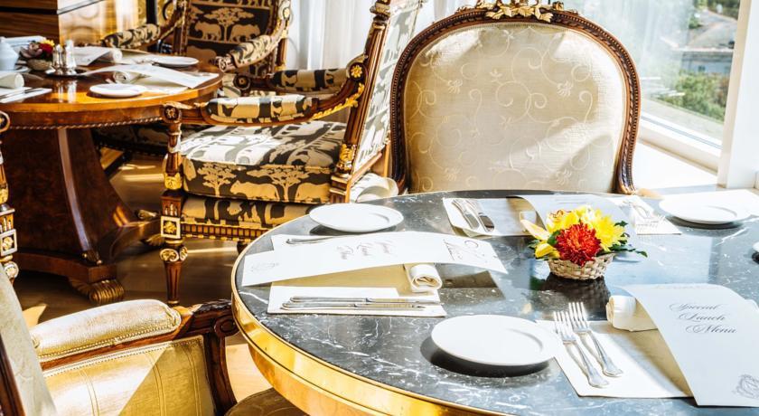 Pogostite.ru - Nobil Luxury Boutique Hotel   Кишинев   оз. Валя Малирол   Сауна   #5