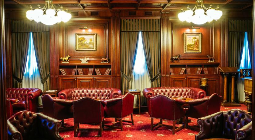 Pogostite.ru - Nobil Luxury Boutique Hotel   Кишинев   оз. Валя Малирол   Сауна   #14