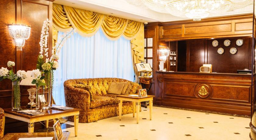 Pogostite.ru - Nobil Luxury Boutique Hotel   Кишинев   оз. Валя Малирол   Сауна   #16