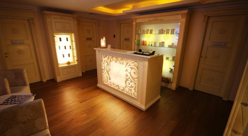 Pogostite.ru - Nobil Luxury Boutique Hotel   Кишинев   оз. Валя Малирол   Сауна   #33