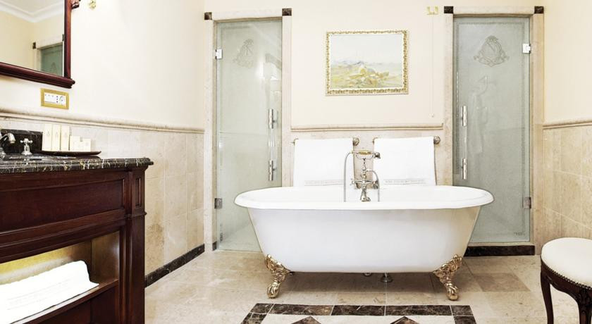 Pogostite.ru - Nobil Luxury Boutique Hotel   Кишинев   оз. Валя Малирол   Сауна   #27