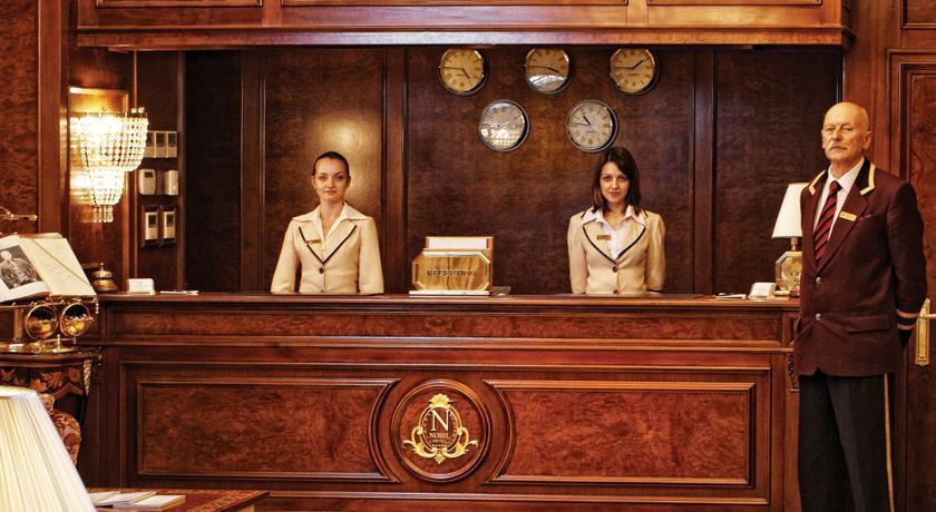 Pogostite.ru - Nobil Luxury Boutique Hotel   Кишинев   оз. Валя Малирол   Сауна   #2
