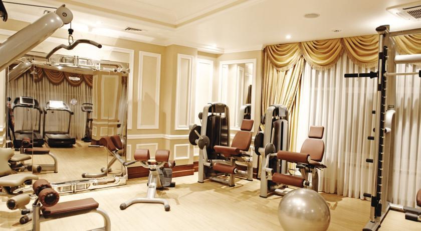 Pogostite.ru - Nobil Luxury Boutique Hotel   Кишинев   оз. Валя Малирол   Сауна   #32