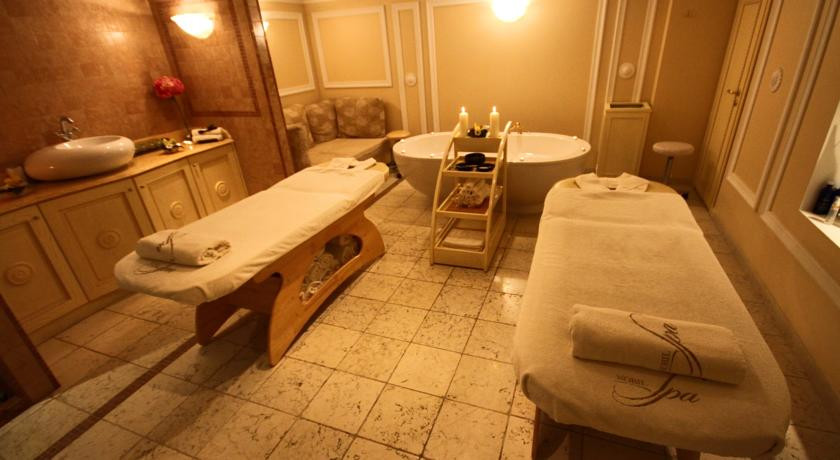 Pogostite.ru - Nobil Luxury Boutique Hotel   Кишинев   оз. Валя Малирол   Сауна   #11