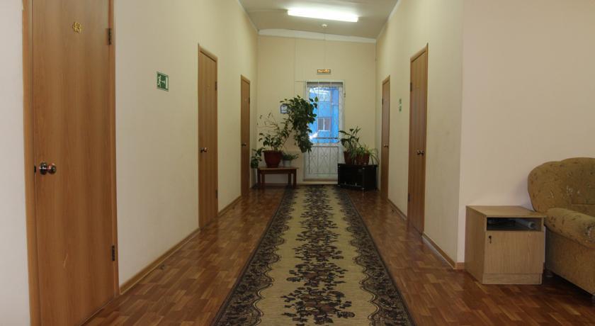 Pogostite.ru - Квант Отель   Якутск   сквер Декабристов   Парковка #7