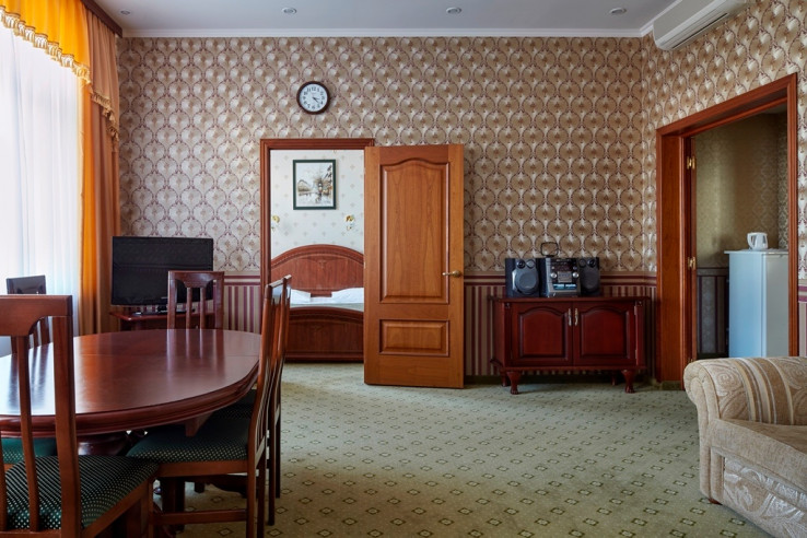 Pogostite.ru - БАГРАТИОН | м. Парк культуры | Кропоткинская #26