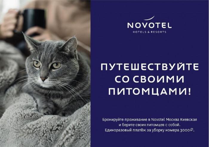 Pogostite.ru - Новотель Москва Киевская (Novotel Moscow Kievskaya) #9