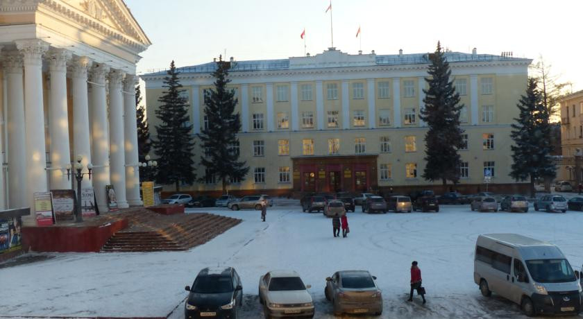 Pogostite.ru - Центральная | Железногорск | С завтраком #23