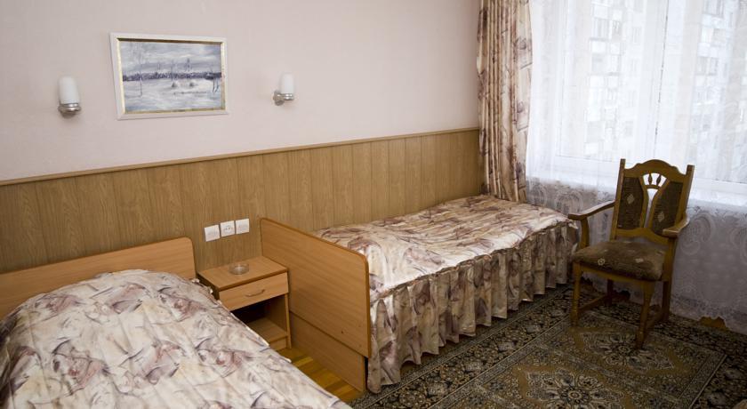 Pogostite.ru - Рижская Гостиница | Псков | Парковка #15