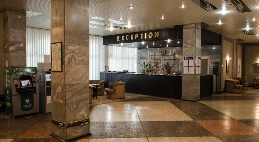 Pogostite.ru - Рижская Гостиница | Псков | Парковка #5