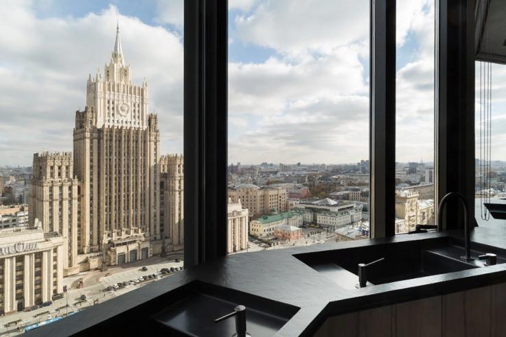 Pogostite.ru - AZIMUT Отель Смоленская Москва - Азимут #10