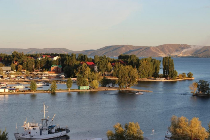 Pogostite.ru - Лада Резорт | г. Тольятти | Парковка #10