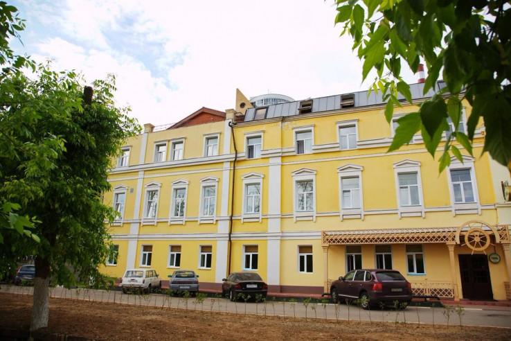 Pogostite.ru - Гринъ | г. Подольск | Парковка #1