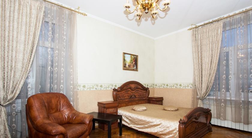 Pogostite.ru - Апартаменты Apart Lux Генерала Ермолова | м. Парк Победы | Wi-FI #4