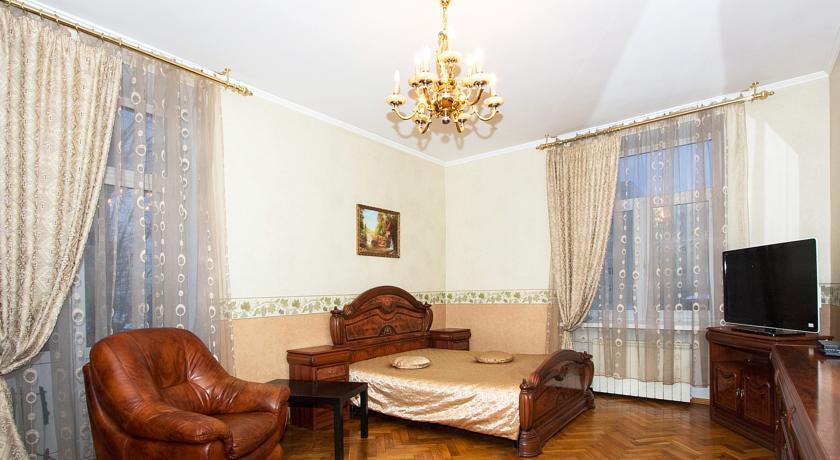 Pogostite.ru - Апартаменты Apart Lux Генерала Ермолова | м. Парк Победы | Wi-FI #5