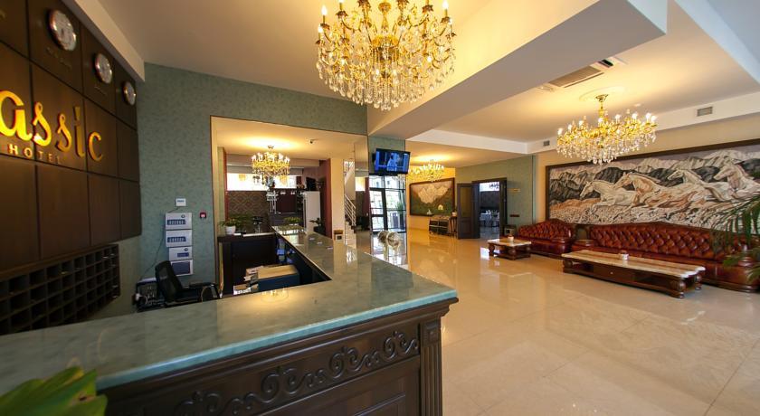 Pogostite.ru - Hotel Classic | Ош | сквер имени Ю. А. Заднепровского | Фитнес-центр #7