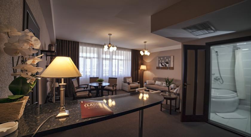 Pogostite.ru - Hotel Classic | Ош | сквер имени Ю. А. Заднепровского | Фитнес-центр #18