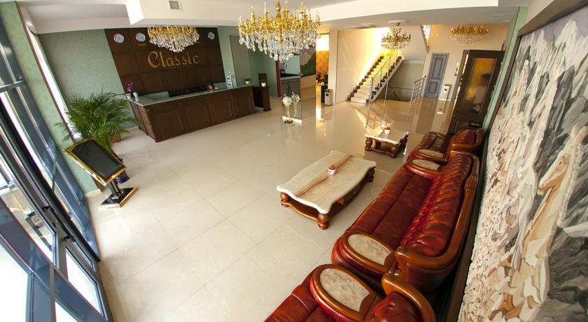 Pogostite.ru - Hotel Classic | Ош | сквер имени Ю. А. Заднепровского | Фитнес-центр #8