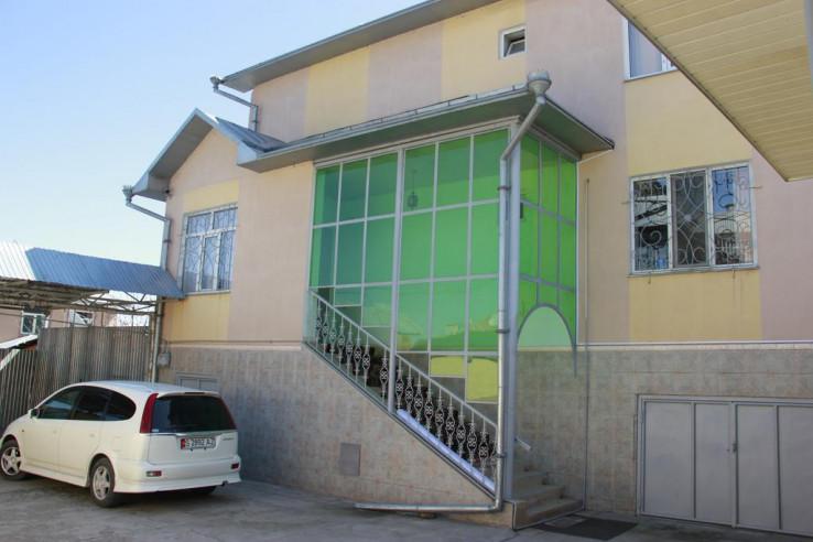Pogostite.ru - Hostel Inn Osh | Ош | р. Акбура | Парковка | #1