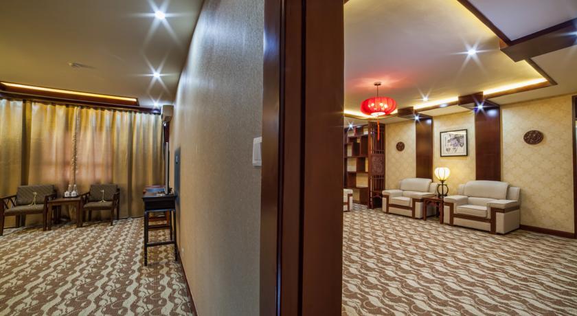 Pogostite.ru - Отель Шанхай Сити | Ош | Парк имени Т. Салтыганова | парковка #21