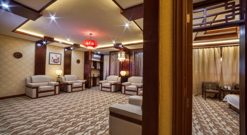 Pogostite.ru - Отель Шанхай Сити | Ош | Парк имени Т. Салтыганова | парковка #22
