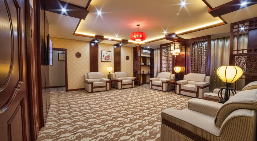 Pogostite.ru - Отель Шанхай Сити | Ош | Парк имени Т. Салтыганова | парковка #25