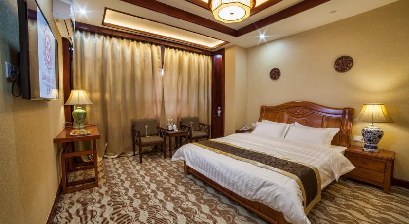 Pogostite.ru - Отель Шанхай Сити | Ош | Парк имени Т. Салтыганова | парковка #26