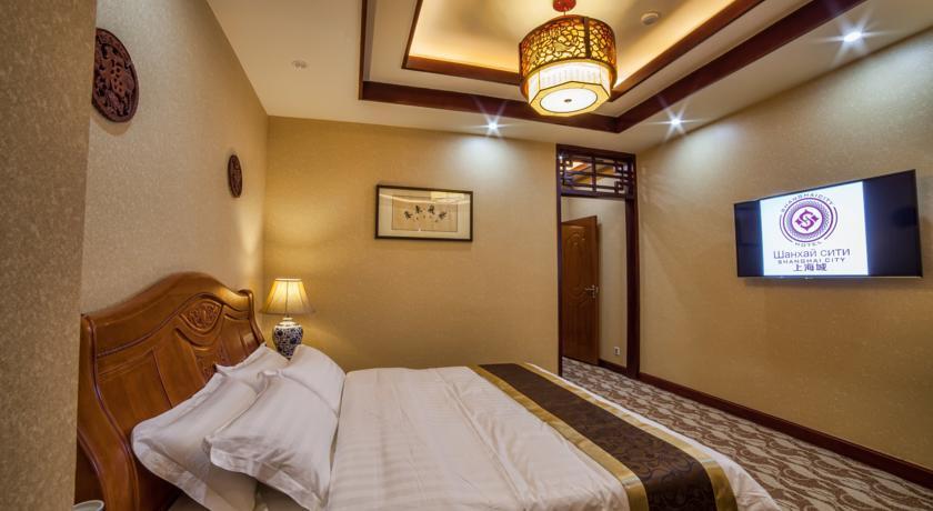 Pogostite.ru - Отель Шанхай Сити | Ош | Парк имени Т. Салтыганова | парковка #27