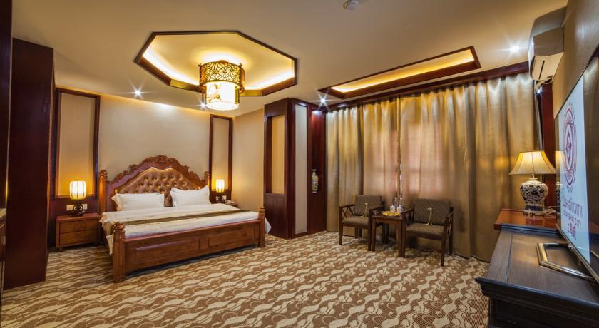 Pogostite.ru - Отель Шанхай Сити | Ош | Парк имени Т. Салтыганова | парковка #30