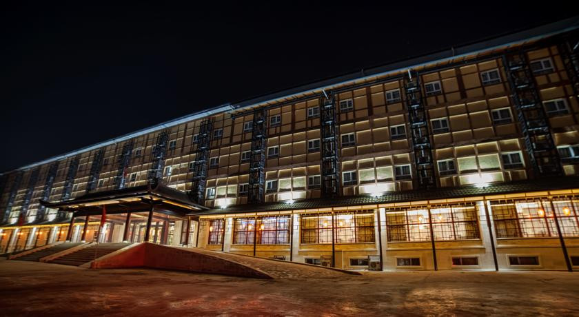 Pogostite.ru - Отель Шанхай Сити | Ош | Парк имени Т. Салтыганова | парковка #3
