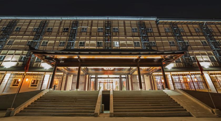 Pogostite.ru - Отель Шанхай Сити | Ош | Парк имени Т. Салтыганова | парковка #2