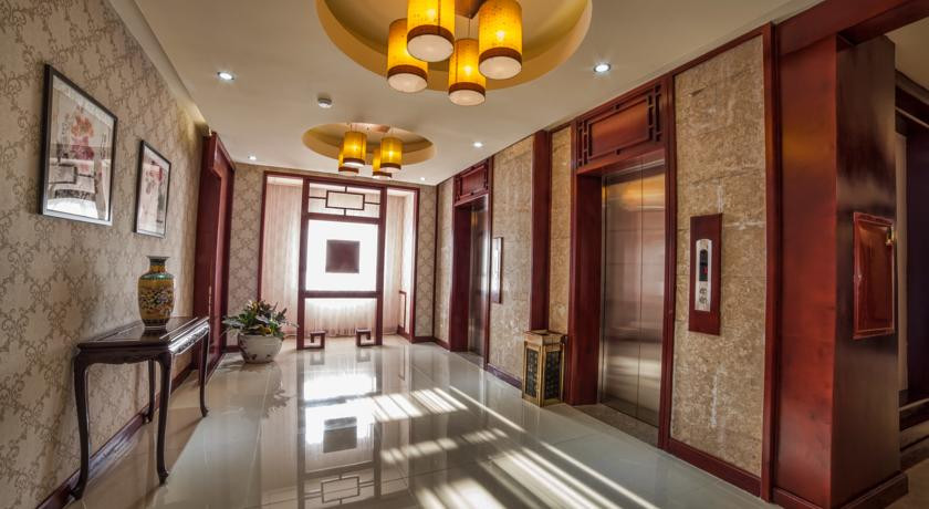 Pogostite.ru - Отель Шанхай Сити | Ош | Парк имени Т. Салтыганова | парковка #8