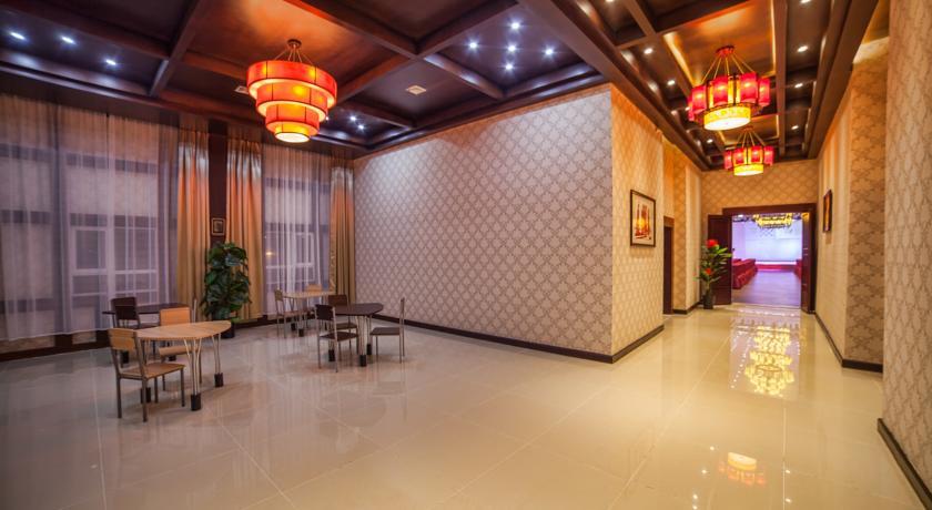 Pogostite.ru - Отель Шанхай Сити | Ош | Парк имени Т. Салтыганова | парковка #23