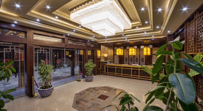 Pogostite.ru - Отель Шанхай Сити | Ош | Парк имени Т. Салтыганова | парковка #6