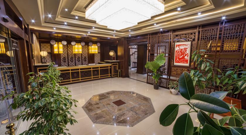 Pogostite.ru - Отель Шанхай Сити | Ош | Парк имени Т. Салтыганова | парковка #5