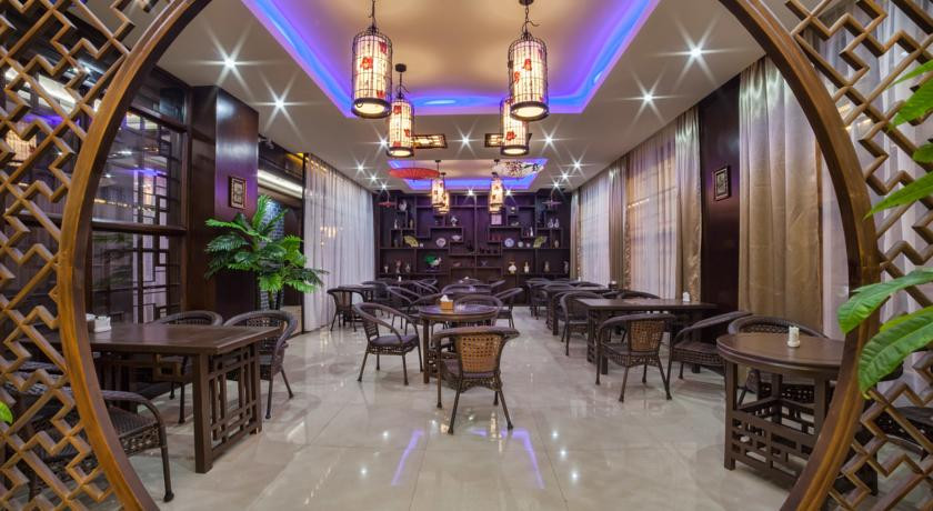 Pogostite.ru - Отель Шанхай Сити | Ош | Парк имени Т. Салтыганова | парковка #42