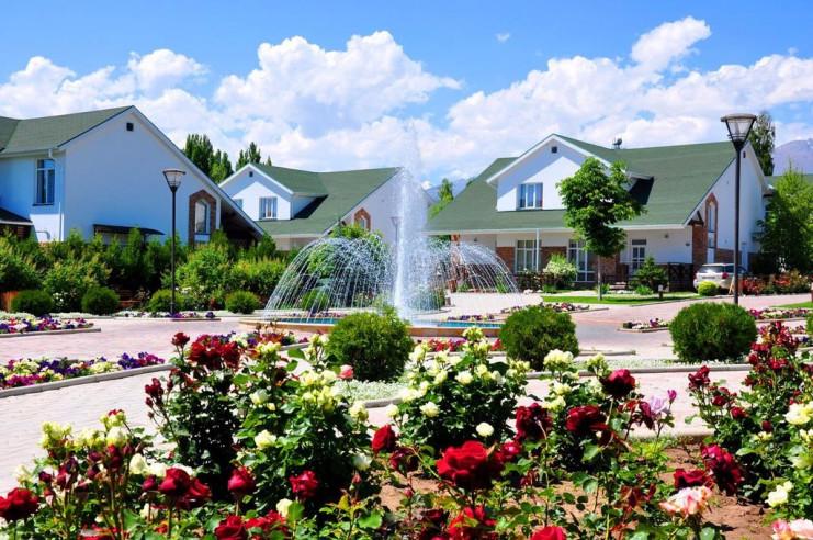 Pogostite.ru - Центр отдыха Каприз | Чолпон-Ата | озеро Иссык-Куль | сауна #3