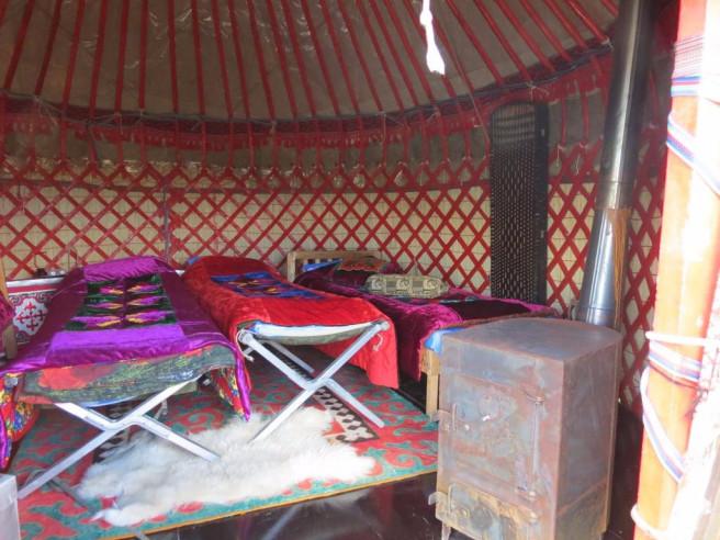 Pogostite.ru - Nomad Yurt Hostel | Чолпон-Ата | Иссык-Кульский музей-заповедник | дартс #15