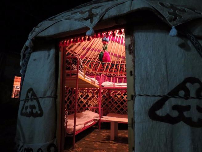 Pogostite.ru - Nomad Yurt Hostel | Чолпон-Ата | Иссык-Кульский музей-заповедник | дартс #14