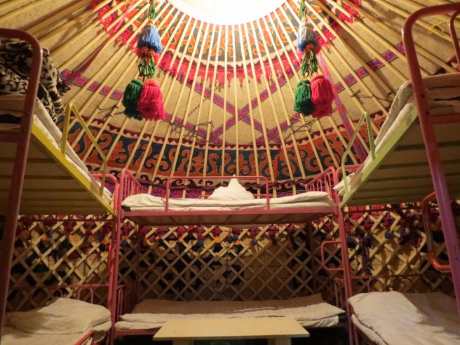 Pogostite.ru - Nomad Yurt Hostel | Чолпон-Ата | Иссык-Кульский музей-заповедник | дартс #16