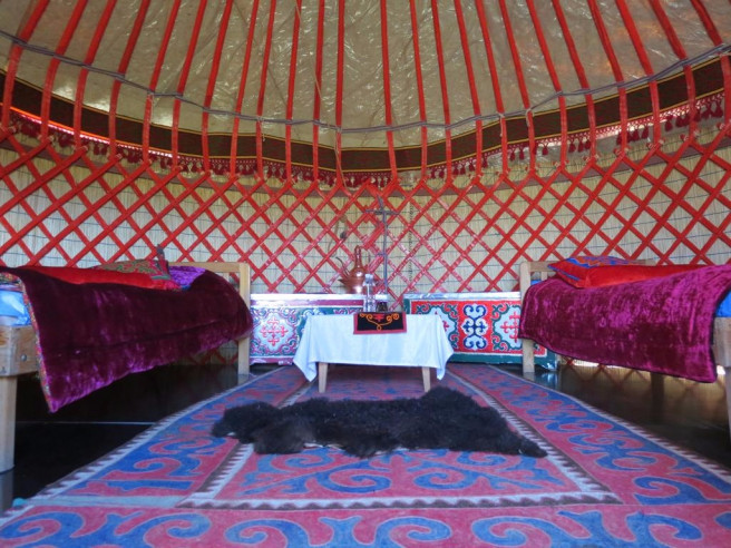 Pogostite.ru - Nomad Yurt Hostel | Чолпон-Ата | Иссык-Кульский музей-заповедник | дартс #17